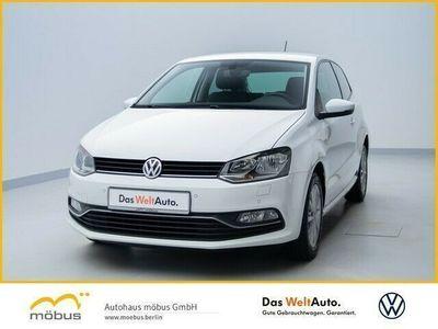 gebraucht VW Polo 1.2 TSI DSG LOUNGE PDC+GRA+MP3+BT