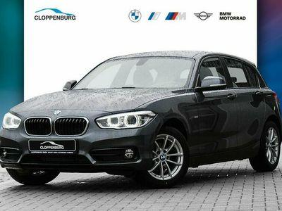 gebraucht BMW 116 i Sport-L./Navi/Sitzheiz./LED/Tempomat