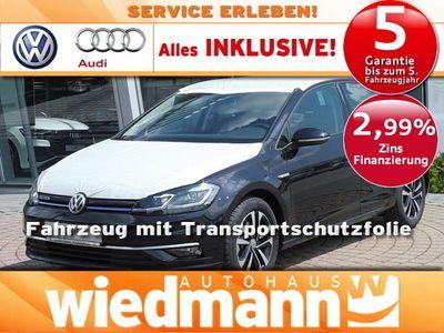 gebraucht VW Golf IQ.DRIVE 1.5 TSI, ActInfo+LED+ACC+ParkAss.+Climatr