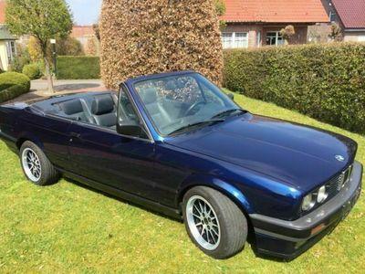 gebraucht BMW 318 Cabriolet i E30