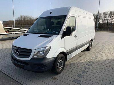 gebraucht Mercedes Sprinter 316 CDI II Kasten Klima AHK Tempo Navi EU6