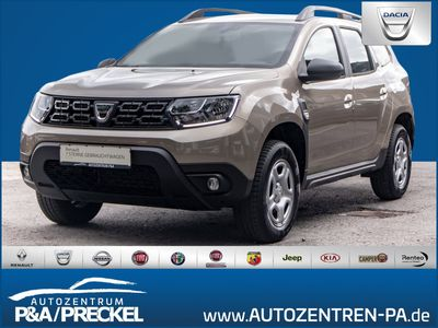 gebraucht Dacia Duster Laureate TCe 125 4x2 / Klima / PDC