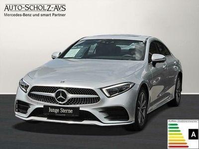 gebraucht Mercedes CLS300 d Coupé AMG Burmester*MultiBeam*360°