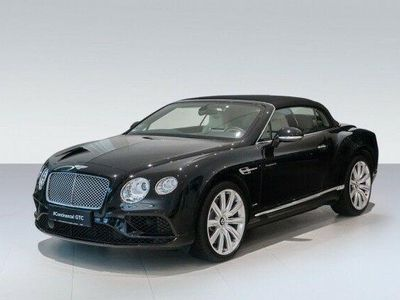 gebraucht Bentley Continental GTC W12, DRESDEN