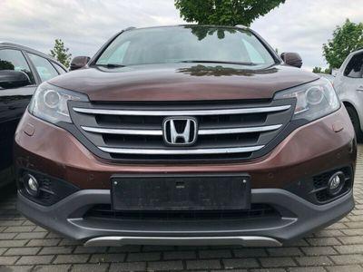 "käytetty Honda CR-V Executive 4WD""Xenon""Leder""Autom""Kamera"""
