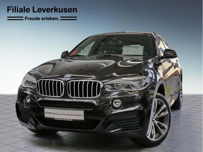 gebraucht BMW X6 xDrive40d M Sportpaket Komfortsitze Glasdach