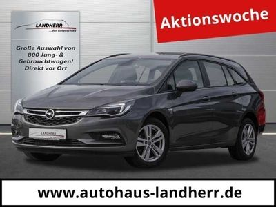 gebraucht Opel Astra 120 Jahre // Klima/Navi *6 Jahre Qualitätsversprechen