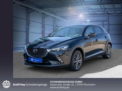 gebraucht Mazda CX-3 150 SKYACTIV-Drive AWD Sports-Line