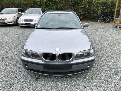 gebraucht BMW 320 Baureihe 3 touring d Edition Lifestyle