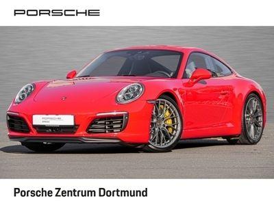 gebraucht Porsche 911 Carrera S 991 BOSE LED PCCB PDCC 20-Zoll
