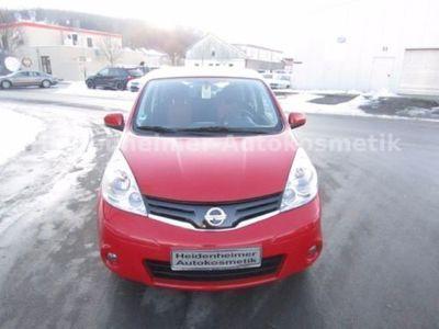 gebraucht Nissan Note 1.5 dci Acenta*Klima*Navi*Temp*Euro4*