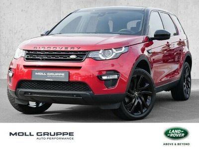 gebraucht Land Rover Discovery Sport 2.0 TD4 HSE XENON KLIMA SCHIEBEDACH SITZHZG