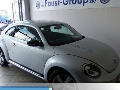 gebraucht VW Beetle Sport DSG XENON LEDER RCD510 (Navi Klima Einparkhi