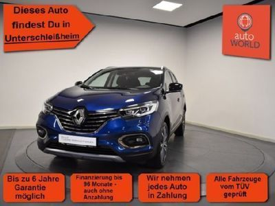 gebraucht Renault Kadjar 1.3 1.3 TCe 140 BOSE Navi, Rückfahrkamera