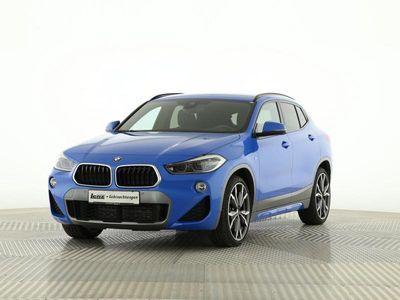 gebraucht BMW X2 xDrive20d M Sport X LED Navi HUD ACC Kamera