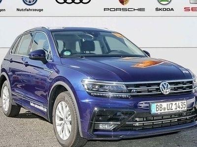 gebraucht VW Tiguan Highline 4Motion 2.0 TDI BMT DSG,R-Line Ext.,Navi,.Headup...