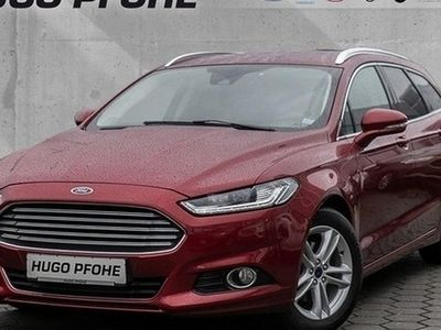 gebraucht Ford Mondeo Titanium 2,0 TDCi Bi-Turbo PowerS.