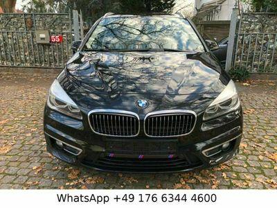 gebraucht BMW 214 Active Tourer d LEDER NAVI XENON H-UPDIS.DIST