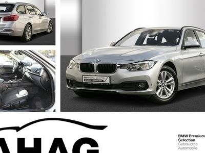 gebraucht BMW 318 d Touring Advantage Navi Business Klimaaut.