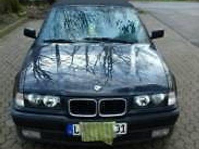 """gebraucht BMW 318 Cabriolet E36 i """"elektrisches Verdeck"""""""