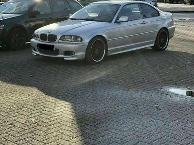 gebraucht BMW 325 e46 i Coupe m-packet ab Werk als Sportwagen/Coupé in Mülheim (Ruhr)