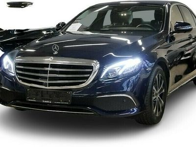 gebraucht Mercedes E220 Exclusive STANDHZG+MEMORY+360°+DISTRONIC
