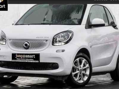 gebraucht Smart ForTwo Coupé 60kWed passion cool&Audio Pano