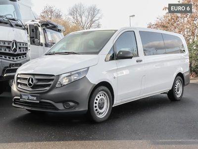 käytetty Mercedes Vito 119 CDI Tourer extralang STHZ AHK Automatik