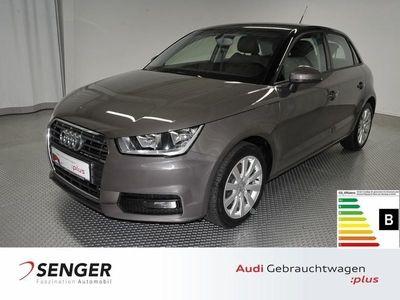 gebraucht Audi A1 Sportback 1,4TFSI Sport Naci PDC GRA