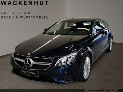 gebraucht Mercedes CLS400 Shooting Brake MULTIBEAM+AHK+SCHIEBEDACH+COMAND+SITZ