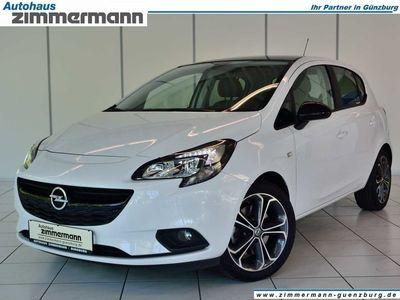 gebraucht Opel Corsa 1.4 Turbo 150 PS 'Color Edition' Klimaaut.- Sitzhe