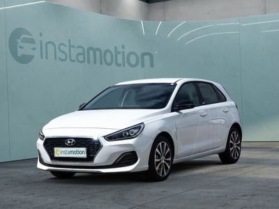 gebraucht Hyundai i30 i30 YES! Plus 1.4 T-GDI DCT/Klimaautomatik/Navi/DAB/USB/Rόckfahrkamera