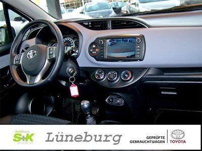 gebraucht Toyota Yaris 1.33 VVT-i Comfort+Design Paket