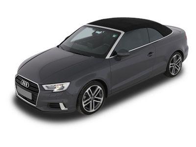 gebraucht Audi A3 Cabriolet 1.5 Benzin
