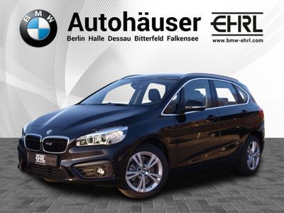 gebraucht BMW 218 Active Tourer d Aut*Advantage*Navi*LED