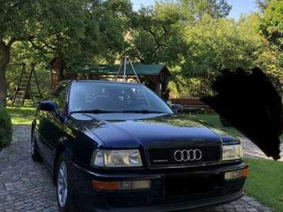 gebraucht Audi Quattro 2,6E, Leder, wenig Kilometer (120900)