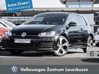 gebraucht VW Golf VII GTI VII 2.0 TSI USB KLIMA PDC SHZ NAVI EU6 - Klima,Sitzheizung,Alu,Servo,