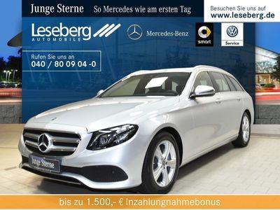 gebraucht Mercedes E220 T Avantgarde/Business-/Memory Paket/LED eSitz.