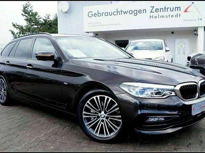 gebraucht BMW 525 d Aut. Sport Line HeadUP PANO LED HARMAN CAM