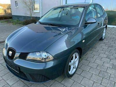 gebraucht Seat Ibiza Reference 123TKM TÜV2022 8fach Klima Alu