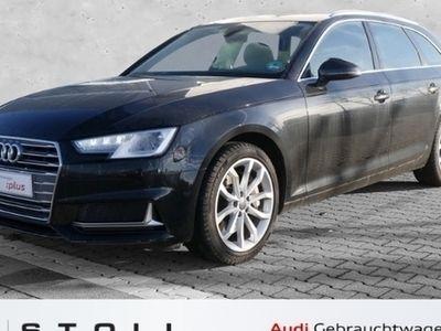 gebraucht Audi A4 Avant 45 TFSI S-tronic+Navi+Klima3Zonen+AHK+SoundSystem+++