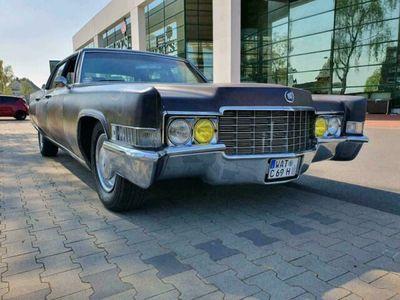 gebraucht Cadillac Fleetwood Brougham H-Zul...