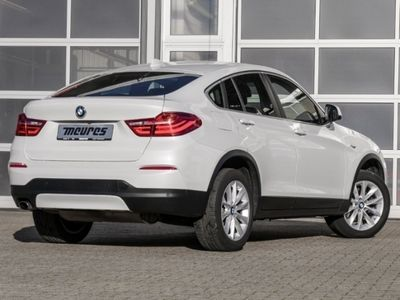 gebraucht BMW X4 xDrive20i Advantage NAVI KAMERA SCHIEBEDACH -