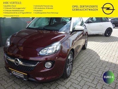 used Opel Adam Jam ecoFlex Bluetooth S/S BC Alu