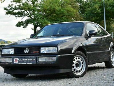gebraucht VW Corrado 1.8 G60 Karmann *1.Hand*VW Servicegepfl.
