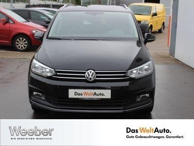 gebraucht VW Touran 1.8 TSI DSG Highline Navi LED PDC LM