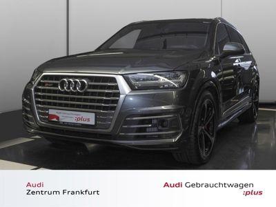 gebraucht Audi SQ7 4.0 TDI quattro tiptronic Matrix-LED Standhe A