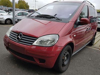 używany Mercedes Vaneo Compact Van 1.9