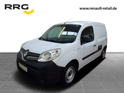 gebraucht Renault Kangoo dCi 75 Rapid Extra Sortimo Regale + AHK