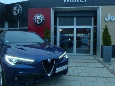 gebraucht Alfa Romeo Stelvio Super Q4 2.2 Diesel 16V AT8 210PS